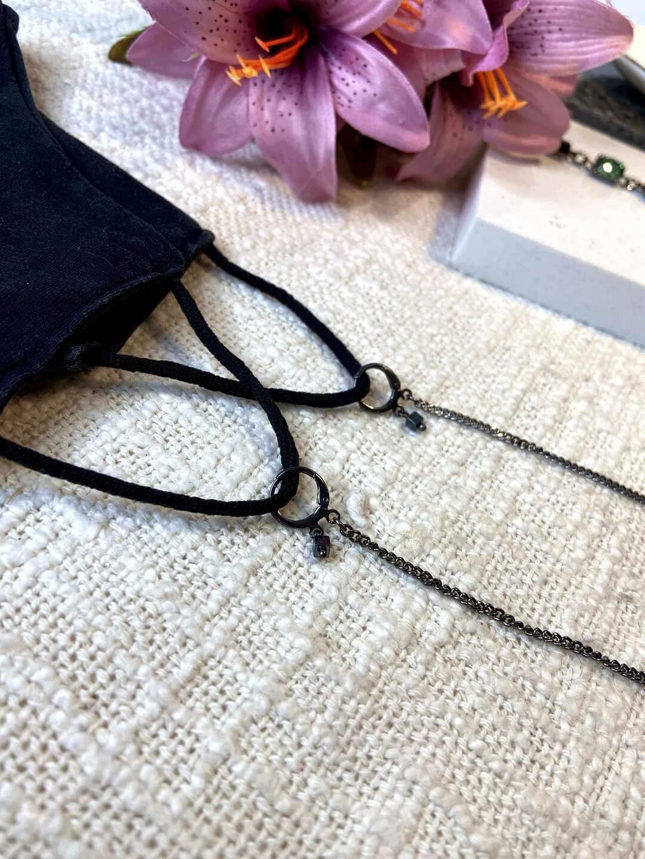 Colar mask chain Eva