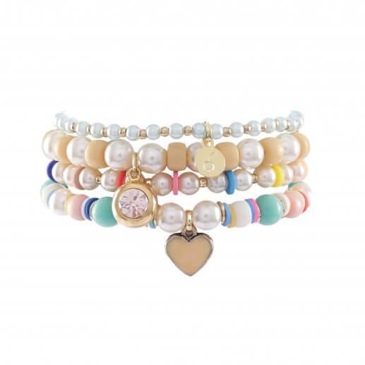 Mix de pulseiras Juliana