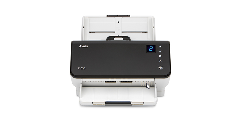 Alaris E1025 Scanner -Duplex 25ppm - ADF de 80 Folhas