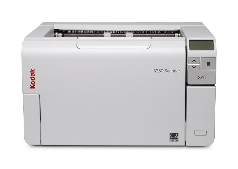 Scanner A3 Kodak i3250 (Mesa integrada) - 50 PPM | 20.000 Folhas/dia