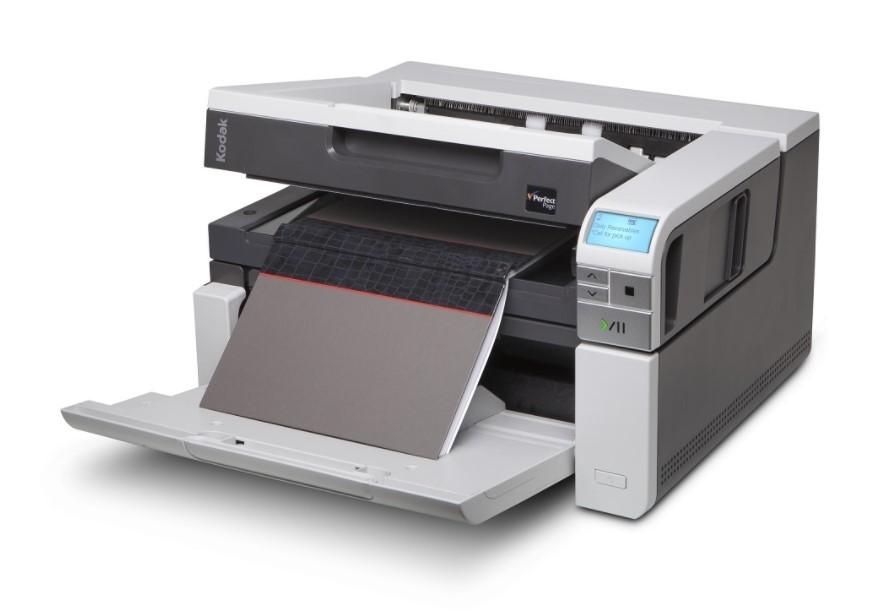 Scanner A3 Kodak i3450 (Mesa integrada) - 90 PPM   30.000 Folhas/dia