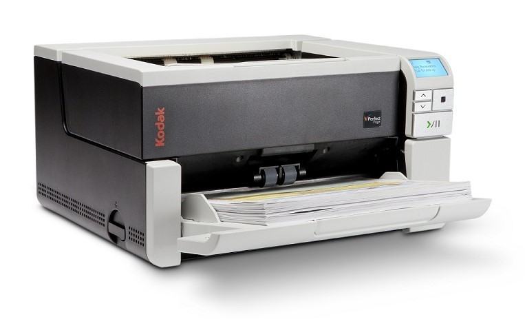 Scanner A3 Kodak i3500 - 110 PPM | 35.000 Folhas/dia