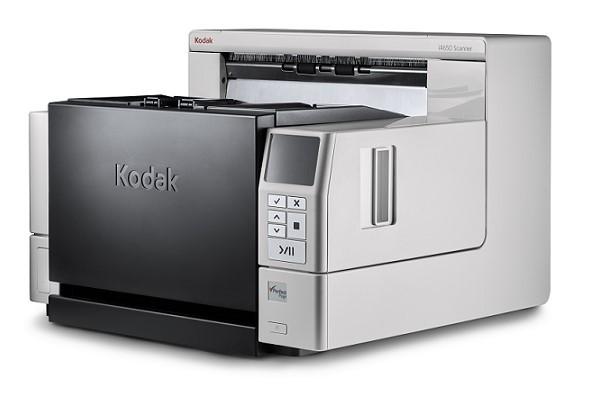 Scanner A3 Kodak i4650 - DUPLEX - 130 PPM - ADF COM 500 FOLHAS