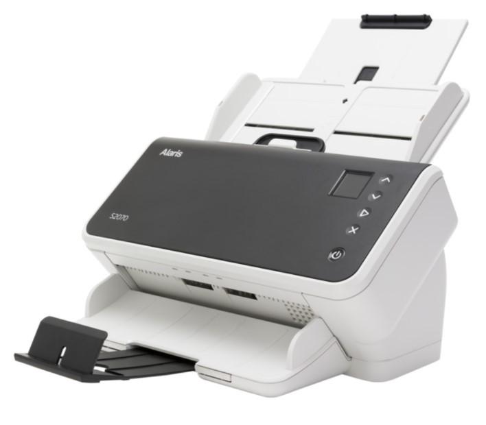 Scanner A4 Alaris S2040 - 40 PPM | 5.000 Folhas/dia
