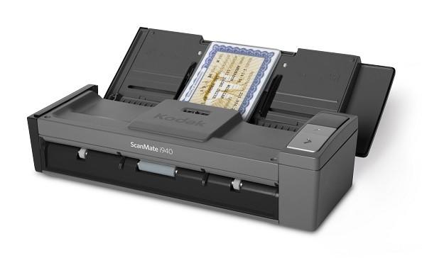 Scanner Kodak ScanMate i940 (Portátil) - 20 ppm | 1000 folhas/dia