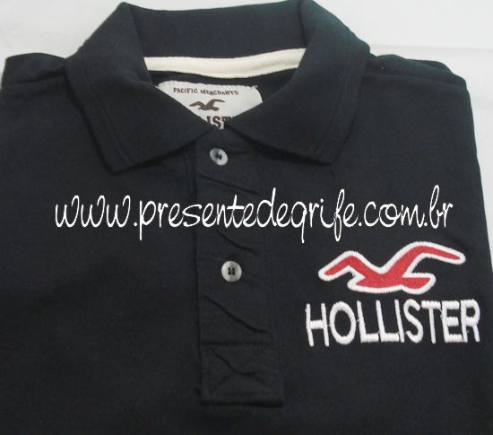 CAMISA HOLLISTER POLO HOL04