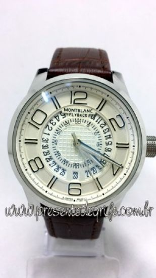 REL�GIO MONTBLANC FLYBACK 7069