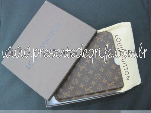 CAPA PARA TABLET LOUIS VUITTON COVER MONOGRAM