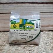 Açúcar Demerara Orgânico 500g