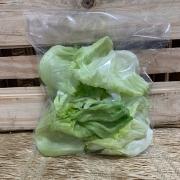 Alface Americana Higienizada Agroecológica 250g (p/ entregas a partir de terça-feira)