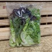 Alface Mix Higienizada Agroecológica