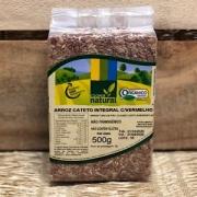 Arroz Cateto com Vermelho Orgânico 500g