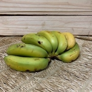 Banana Nanica Orgânica 500g
