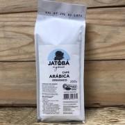Café em Grãos Orgânico 200g - Jatobá