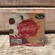 Chá de Hibisco Orgânico 10g - Sachê