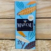 Chocolate em Barra 70% Laranja 80g