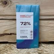 Chocolate Maré 72% com Cumaru Le Manjue 80g