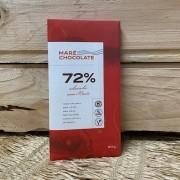 Chocolate Maré 72% Maçã 80g