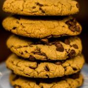 Cookie Tradicional Vegano - unidade