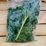 Couve Kale mix Higienizada Orgânica 160g