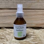 Desodorante Capim Limão e Melaleuca 80ml