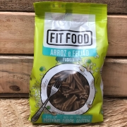 Fusilli de Arroz com Feijão 200g - Fit Food