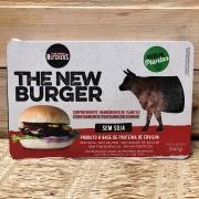Hambúrguer de Carne Vegano - The New Butchers