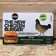 Hambúrguer de Frango Vegano - The New Butchers