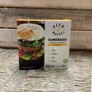 Hambúrguer Vegano de Cenoura e Quinoa Orgânico 250g - Congelado