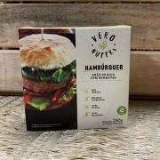 Hambúrguer Vegano de Grão de Bico e Sementes 250g - Congelado