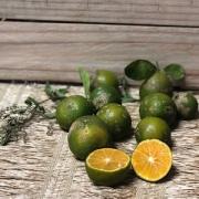 Limão Cravo Orgânico 500g