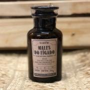 Blend de Ervas Orgânicas para Infusão Males do Fígado 30g