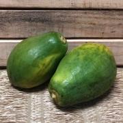 Mamão Papaia Orgânico kg - 2 unidades