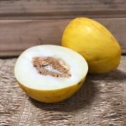 Melão Amarelo Orgânico 1,4 kg - 2 kg