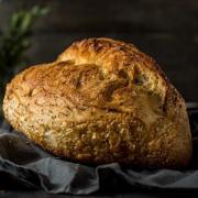 Pão Alecrim de Fermentação Natural 500g - Santiago (p/ entregas a partir de terça-feira)