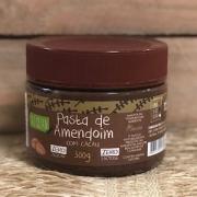 Pasta de amendoim com Cacau Zero Açucar 300g