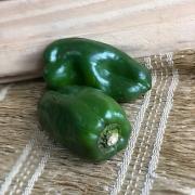 Pimentão Verde Orgânico 400g