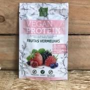 Proteína Vegana Frutas Vermelhas Sachê 30g