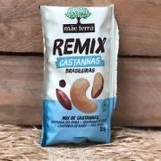 Remix Castanhas Brasileiras 25g