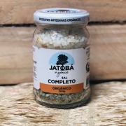Sal Grosso Completo Orgânico 200g
