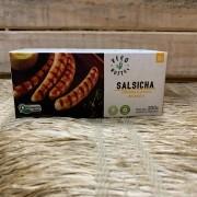 Salsicha Vegana de Cenoura Orgânica 200g - Congelado
