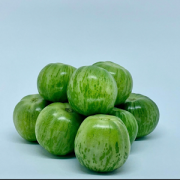 Tomate Verde Zebrado Orgânico 500g