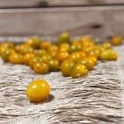 Tomatinho Amarelo Orgânico 250g