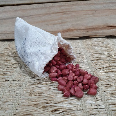 Amendoim Cru sem Casca Orgânico 200g