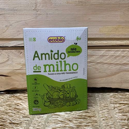 Amido de Milho 180g - Não Transgênico