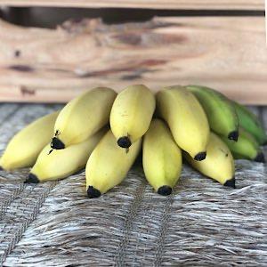 Banana Maçã Orgânica 500g