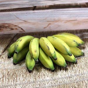 Banana Prata Orgânica 500g - 700g