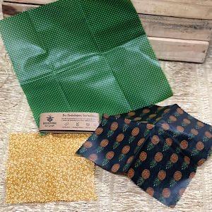 Bio Paninhos kit com 3 tamanhos