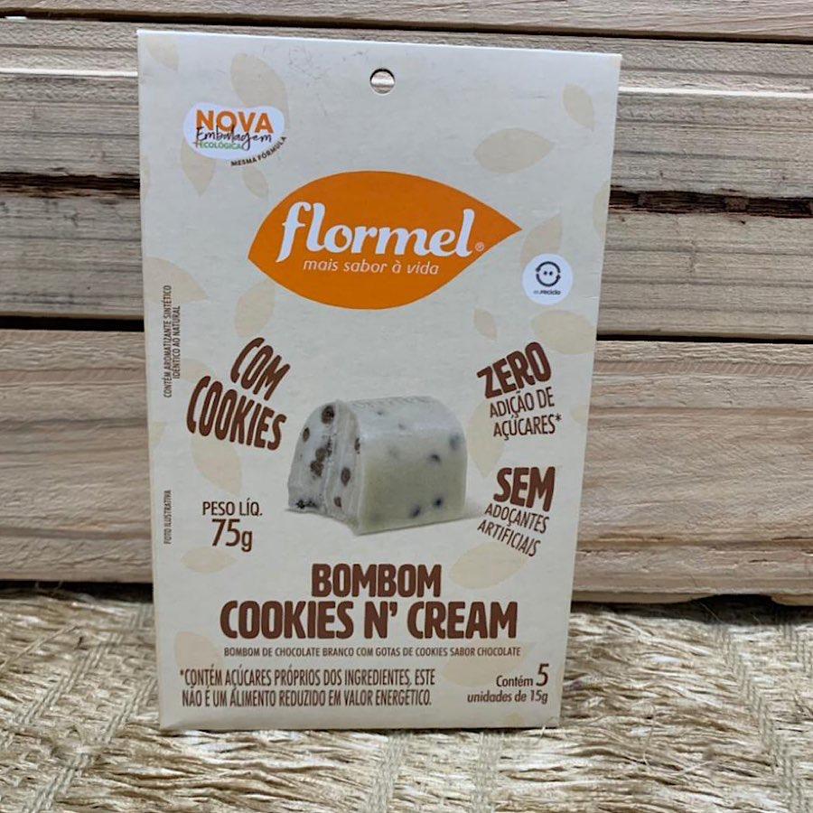 Bombom Cookies N'cream 75g