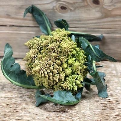 Brócolis Romanesco Orgânico (p/ entregas a partir de terça-feira)